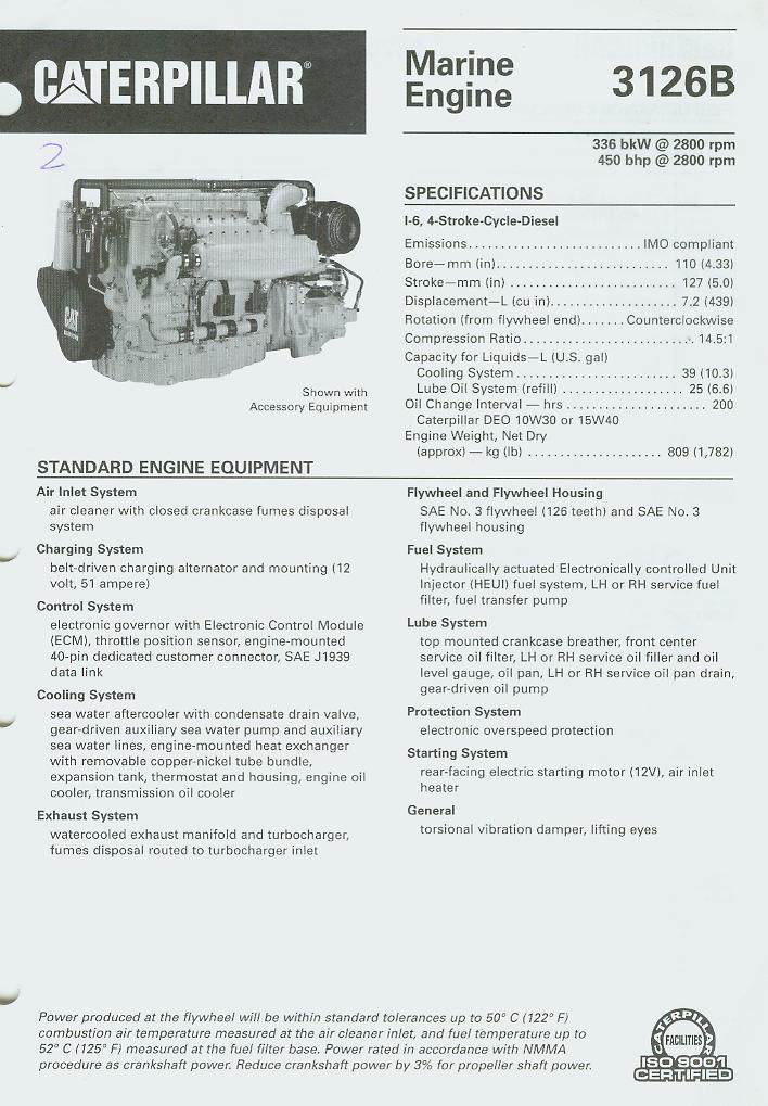 find the best diesel engine transmission and generator brochures now cat 3126b brochure 1 jpg