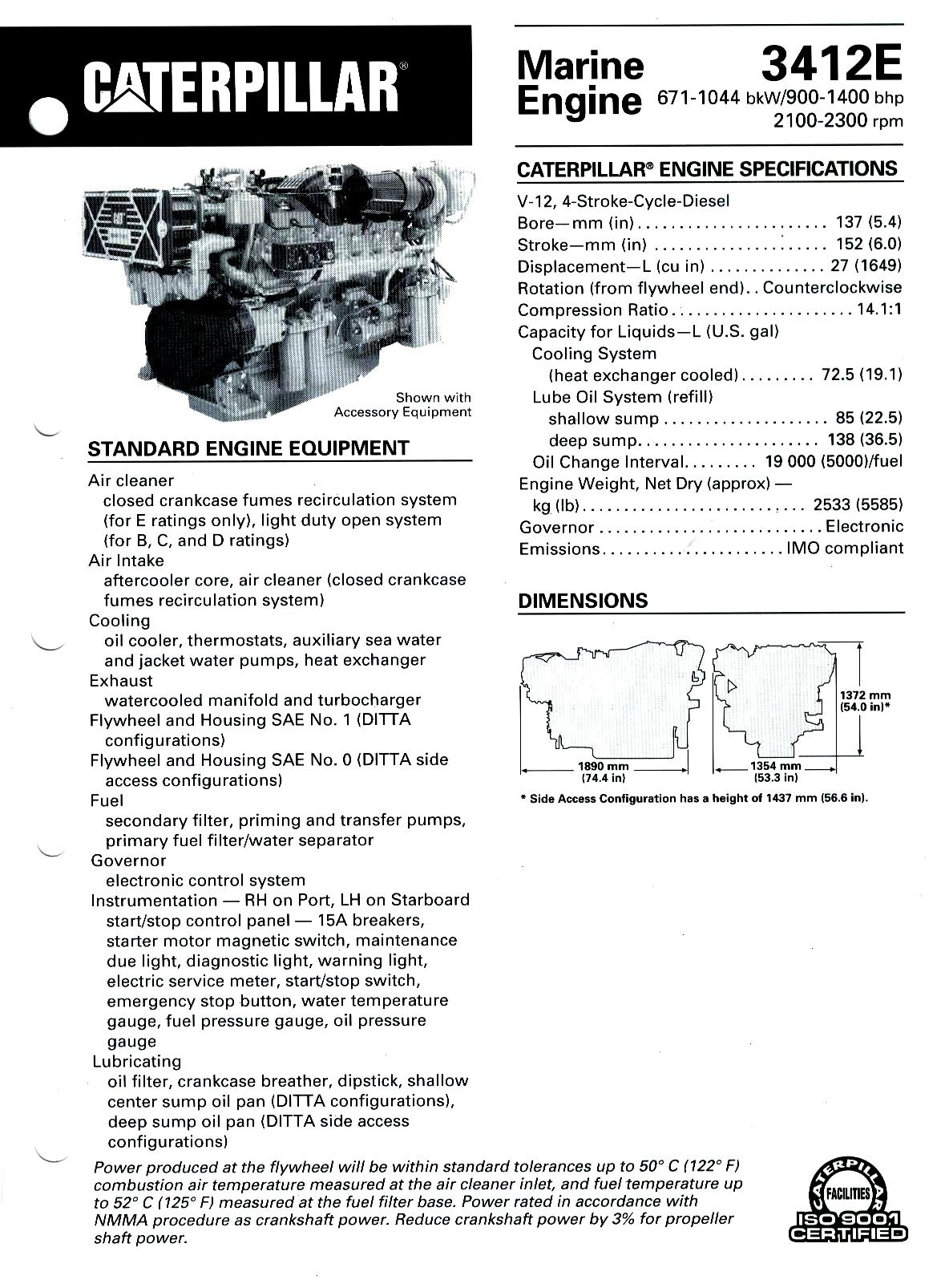 3208 cat engine manual