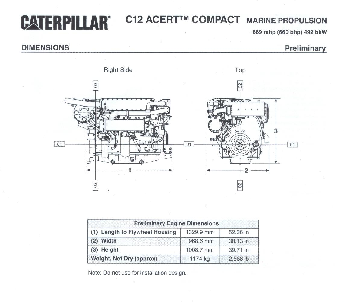 Cat C12 Parts Manual - Enthusiast Wiring Diagrams •