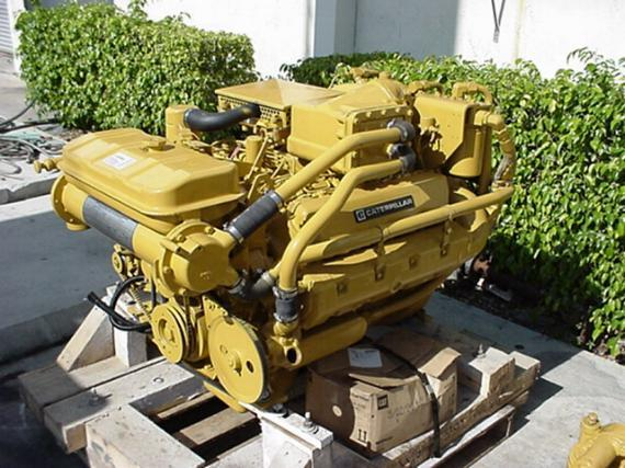 Caterpillar 3208 Marine Engine Mounts