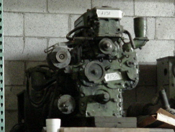 2-71 USED MARINE GENERATOR SET