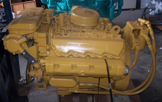 3208N  MAR PKG CAT REBUILT