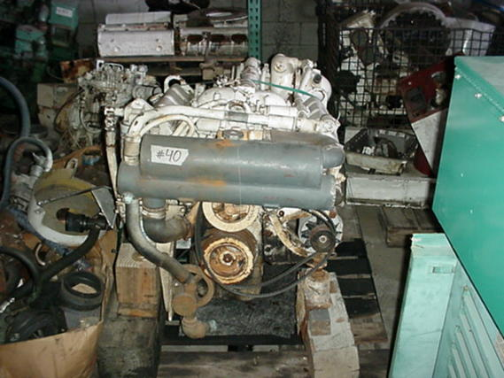 8.2T CORE MARINE ENGINES