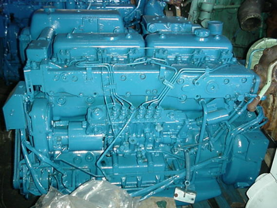 TAMD71 USED MARINE ENGINES