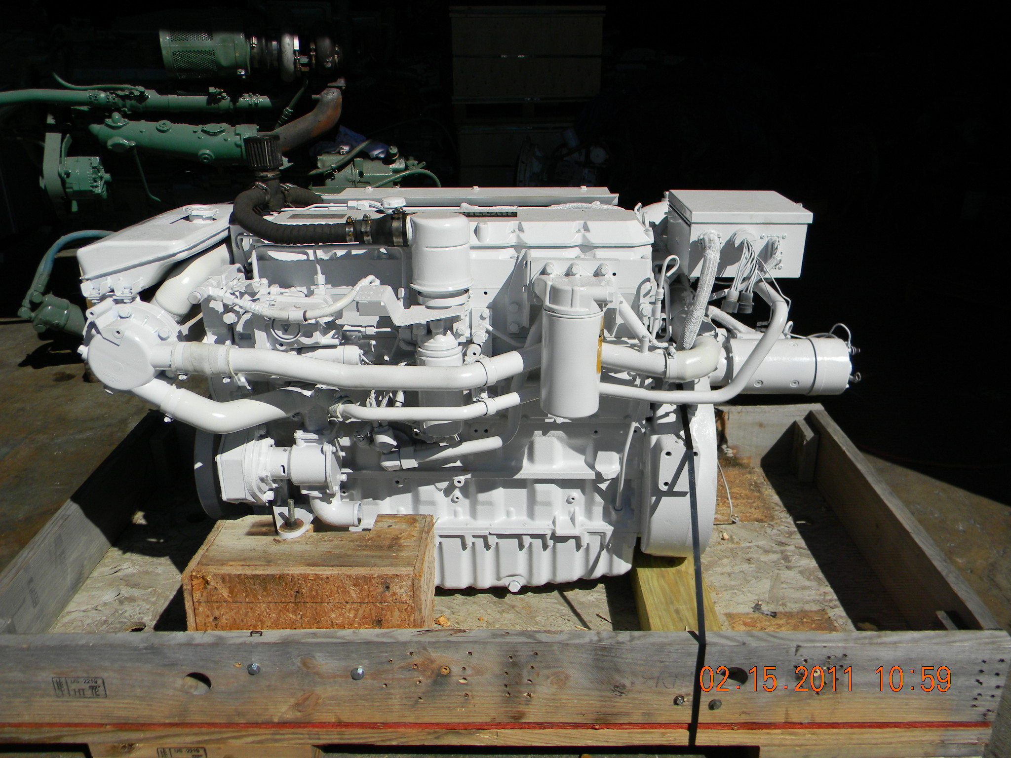 engine machine shop ta