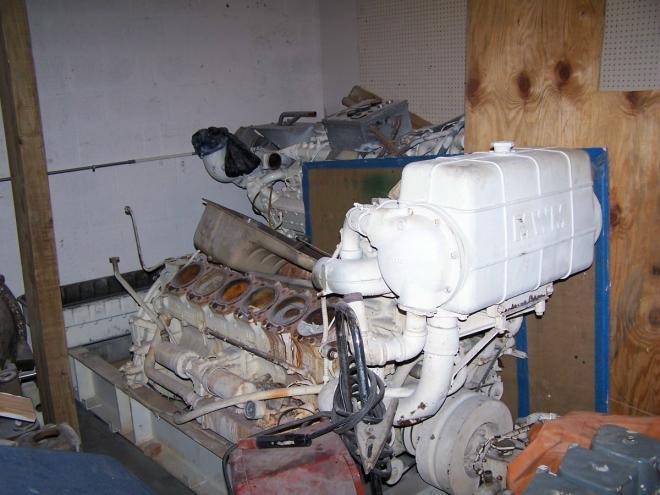 TBD234.V12  V-12 Deutz