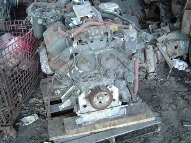 DETROIT DIESEL-6V-53T Used ex-military Aluminum Eng's
