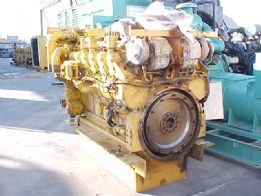 3512B  Used Marine engine
