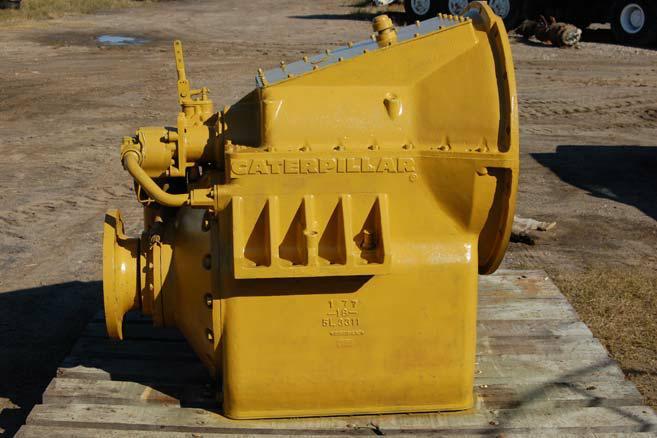 Cat  E Gear Box