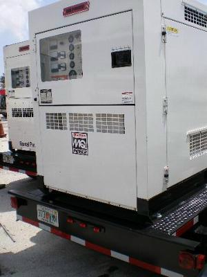 DCA220  Industrial Generator set