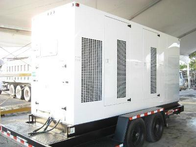 XQ300  Industrial Generator set