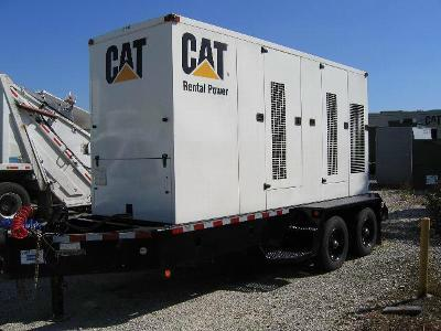 XQ300 CAT C9 Industrial Generator set