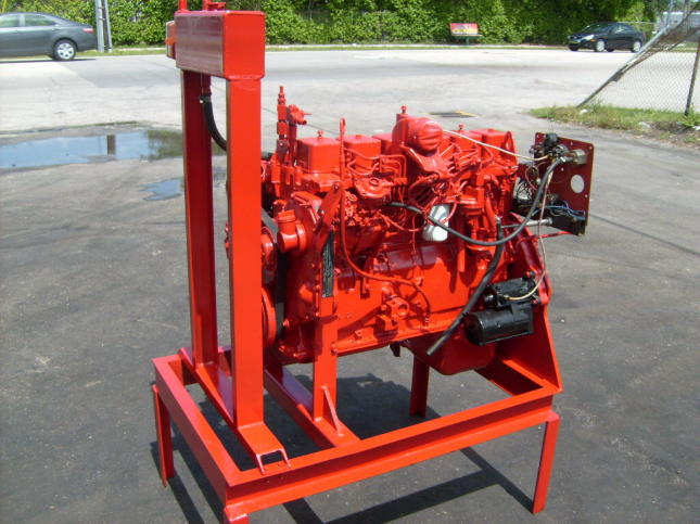 6BT Cummins Industrial Engine