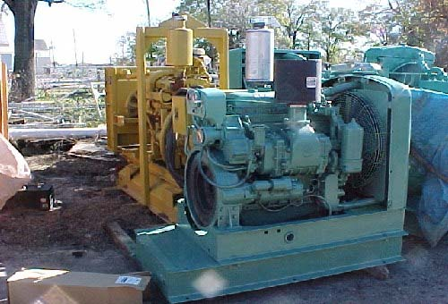 4-71N DIESEL POWER UNIT