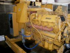 CAT 3412PCTA used Marine Gen set