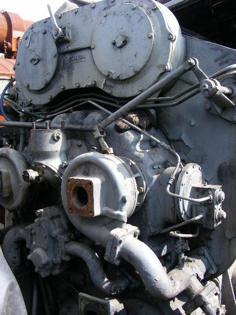 EMD 12-645-E1 Diesel Marine Engines.
