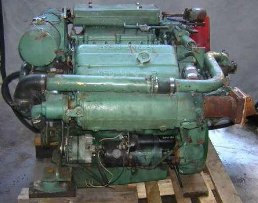 6V-53NA  Used Marine Engine