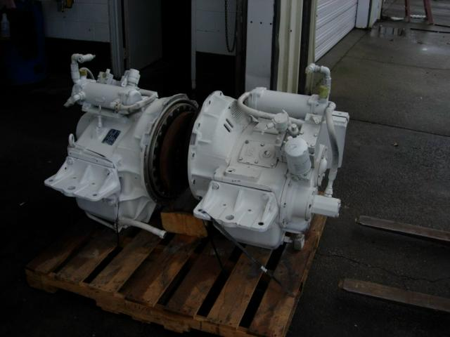 BW155 or BW550 Used Marine Yacht T/O