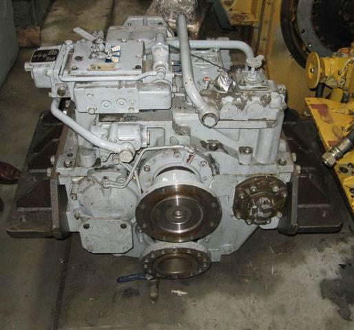 BW255 USED MARINE GEAR