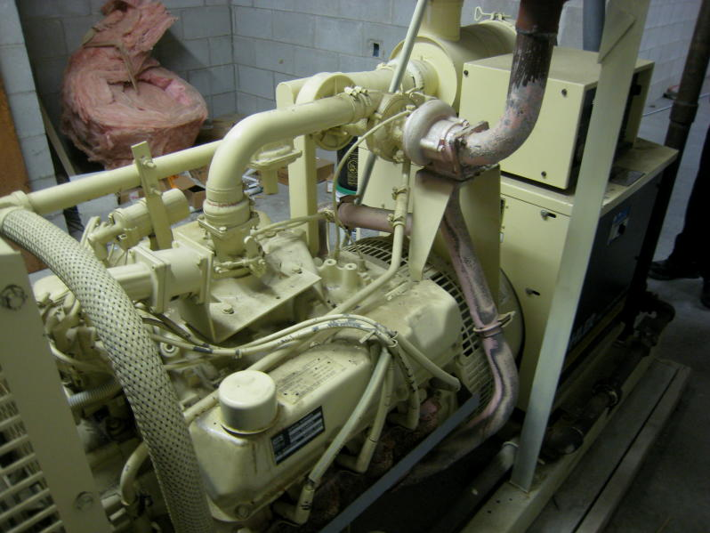 Kohler-80RZ82 Used (Natural Gas )Ind. Generators Sets