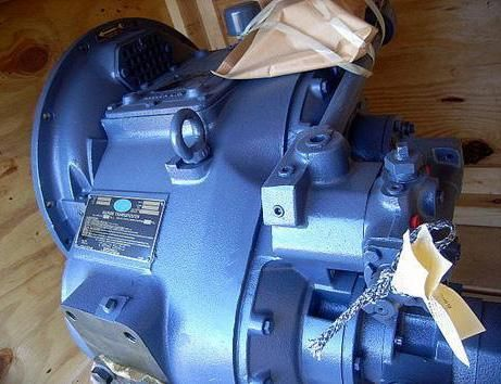 MG-514SC New Surplus marine transmission
