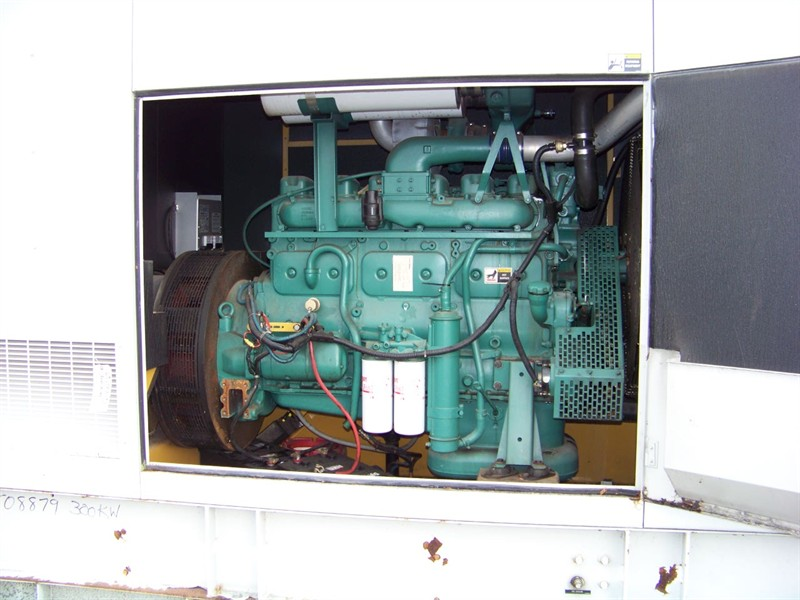 TAD1231GE Used Industrial Generator Sets