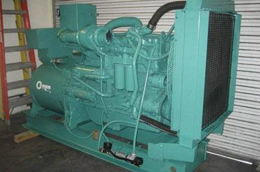 Used Industrial Generator set