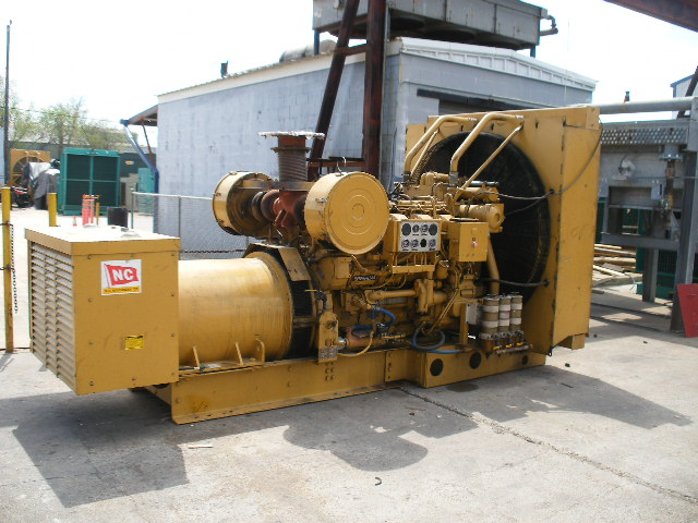 3508DITA Used Generator set