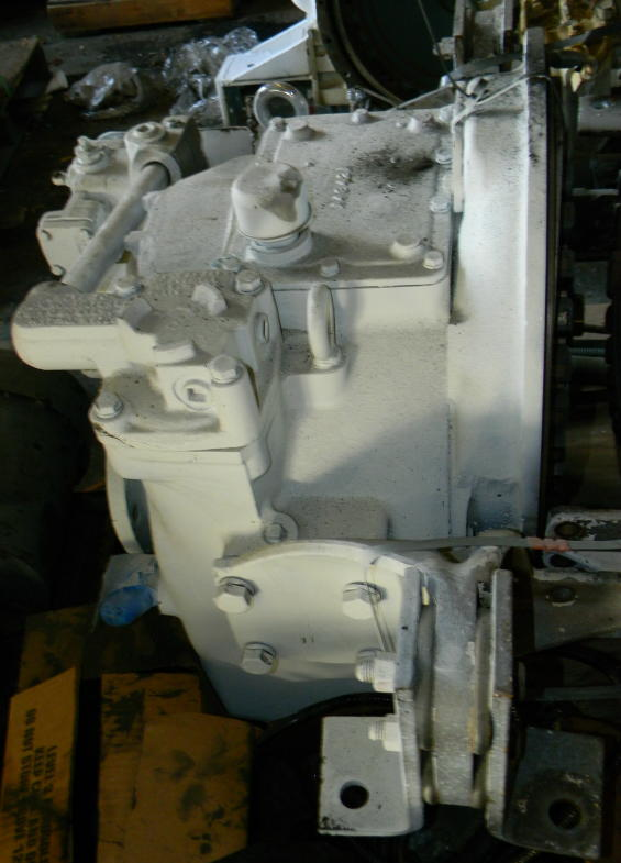 MG514C Used Marine Transmission.