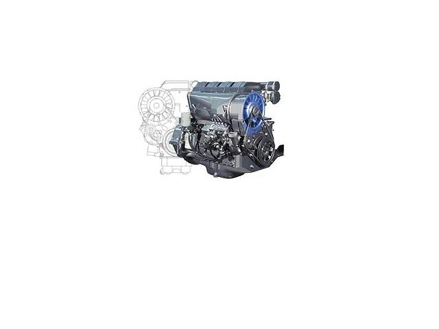 D914L06 New Industrial Engine