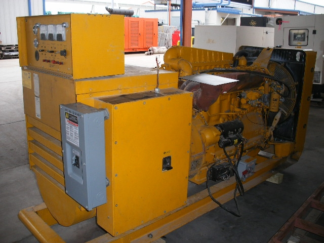 3306PC KW Used generator set