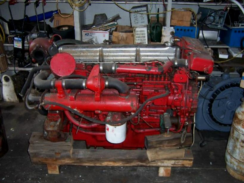 Ford Lehman Used Marine Engine