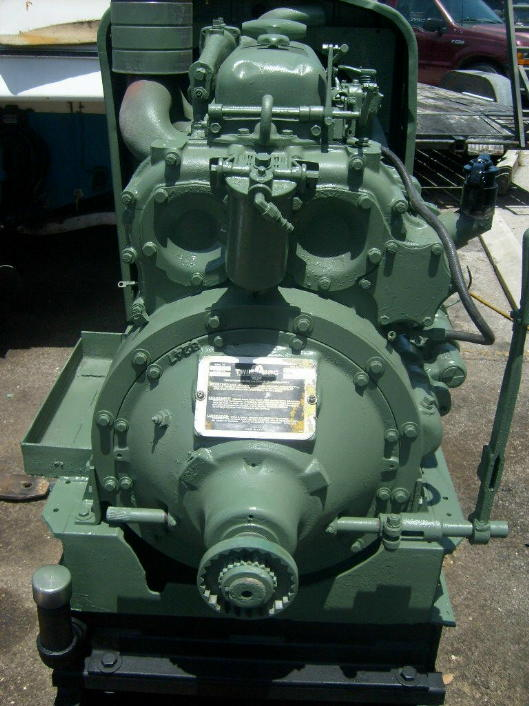 3-71N USED POWER UNIT