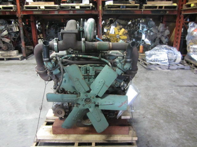 6V-53T Used Truck Engine