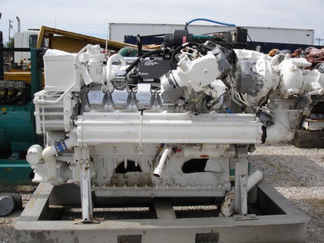 Mtu 12v 2000 Used Marine Engines