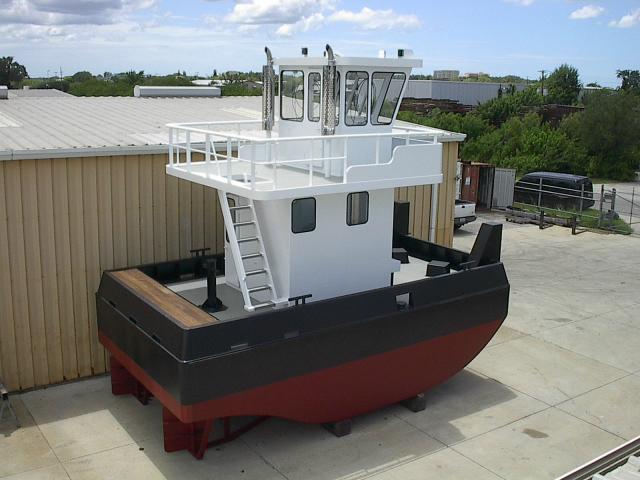 New Truckable Pushboats For Sale