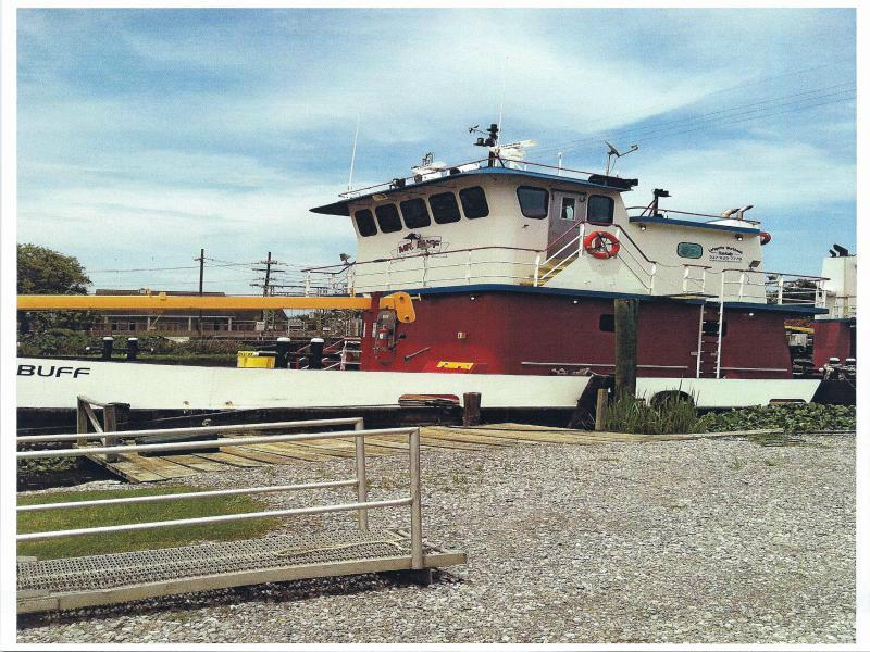 Used  Lugger Tug for sale - Used Commercial Vessel