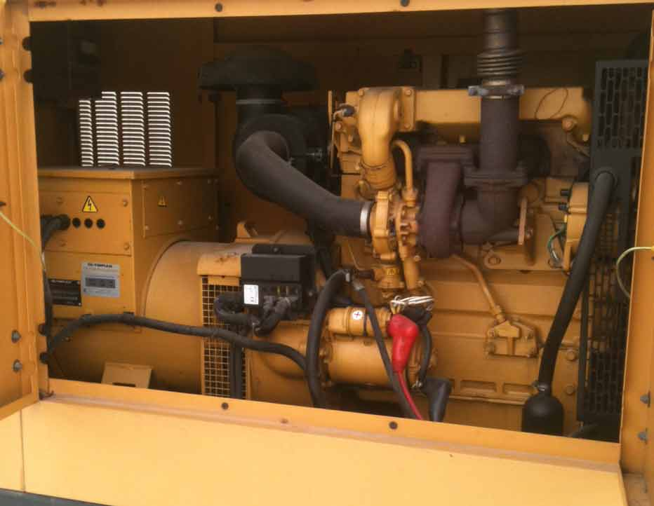 Olympian Used Ind. Generator Set