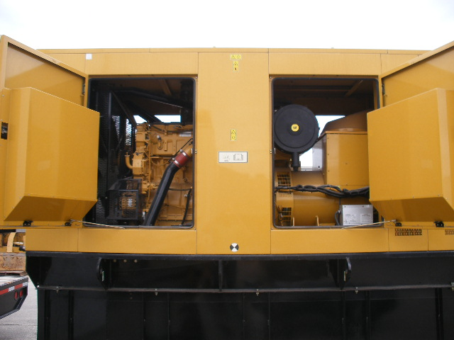 C15 Used  Industrial Generator set