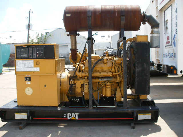 3408 Used  Industrial Generator set