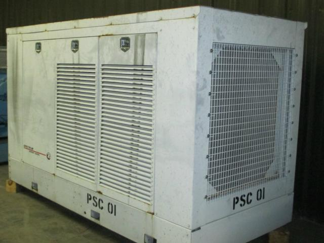 300 DS Used Industrial Generator set