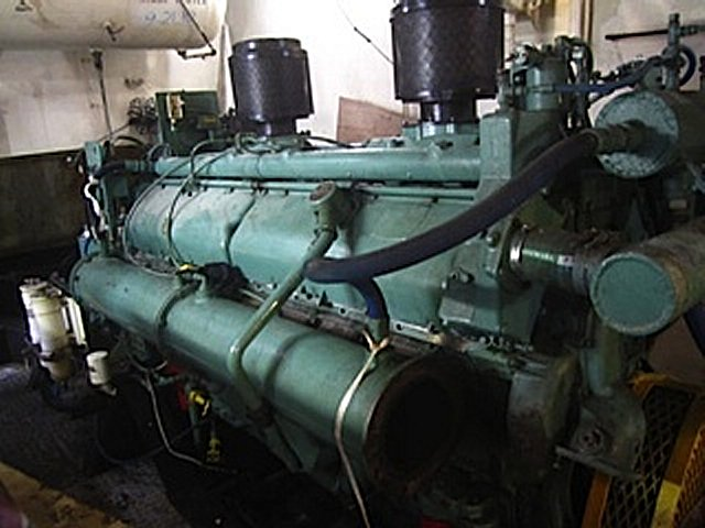 16v-149N Used Marine Engines