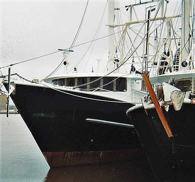 Steel Fishing Vessel for sale