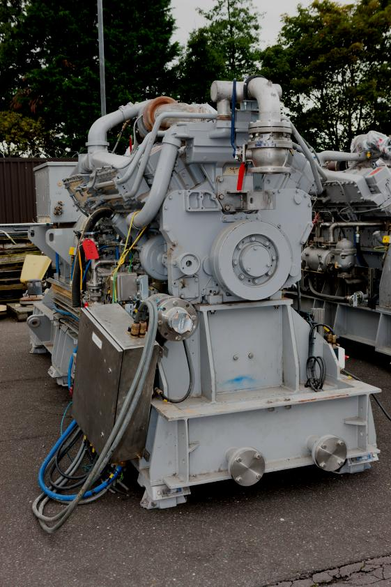 KTA50-G3  New Surplus Marine Generator Sets