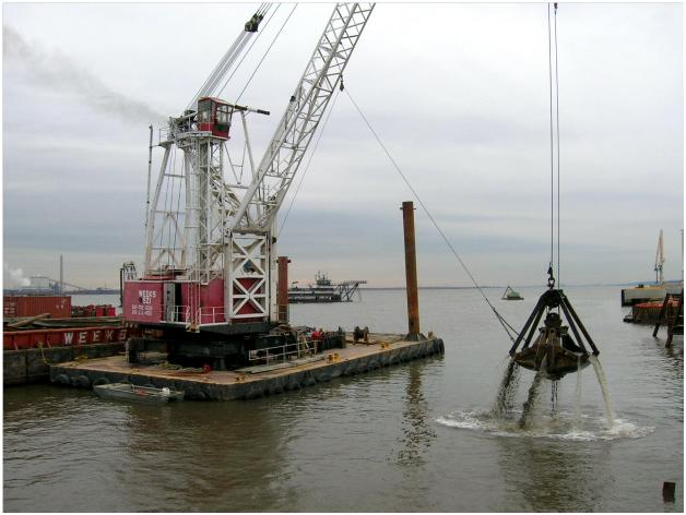 Floating Cranes- Used Commercial Vessels for sale