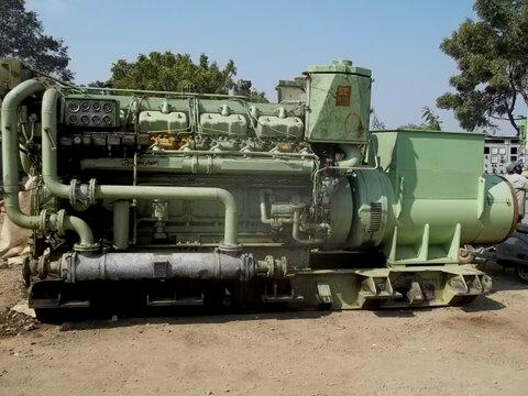 D399 Used Marine Engine