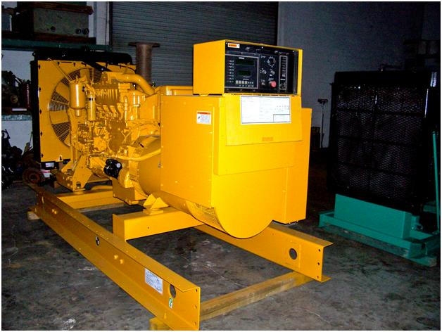 3406 Used  Industrial Generator set