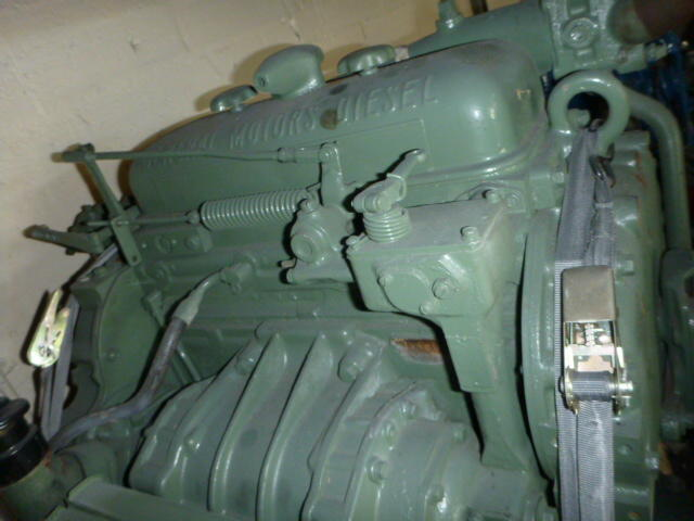 3-71N USED Marine Engines