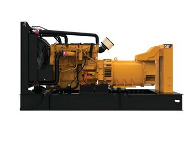 C18 New Industrial genset