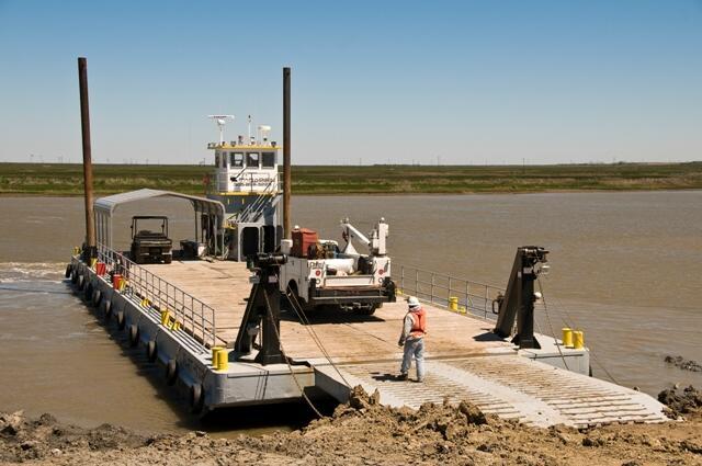 Self Propelled Barge For Sale Jackson Marine Self